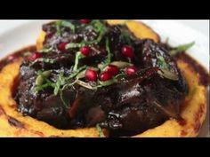 ▶ Lamb Braised in Pomegranate Juice - Braised Lamb Shoulder Recipe - YouTube