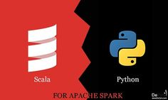 Python for Apache Spark. The pros and cons of using Scala vs Python for programming against Apache Spark to solve big data problems.