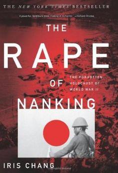 A reflection of the nanjing massacre the forgotten holocaust