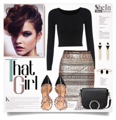 """""""That SheIn Girl"""" by kiki-bi ❤ liked on Polyvore featuring Lulu*s, Sheinside and shein"""