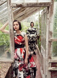Jasper Abels Shots 'Cool Twins' in his latest Fashion Stories | Trendland Online Magazine Curating the Web since 2006