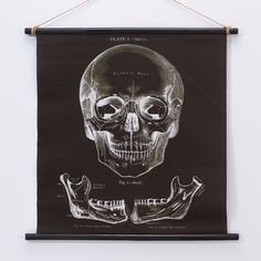 Your #Halloween decorations just got a whole lot creepier. Hang these wall banners horizontally OR vertically to create a truly spooky experience your guests will scream over! From #MarthaStewartLiving at homedecorators.com.