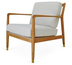 1960s   DUX Swedish Lounge Chair