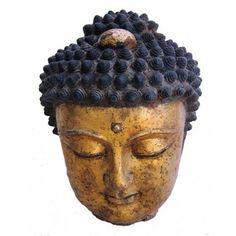 Buddha Gold Iron