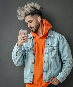Without_Edit_Dpz - - Mens Hairstyles With Beard, Hair And Beard Styles, Hairstyles Haircuts, Hair Styles, Workout Hairstyles, Indian Men Fashion, Mens Fashion, Style Fashion, Photoshoot Pose Boy