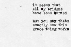 roll away your stone. mumford and sons.