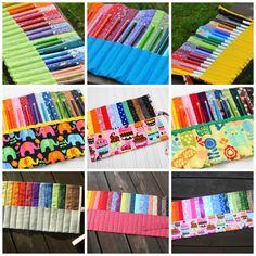 Custom Rainbow Quilt