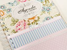 Ag. Gravidez - floral CHARME trio | Ateliê Cris Degani | Elo7