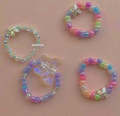 Kawaii Jewelry, Nail Jewelry, Bead Jewellery, Cute Jewelry, Beaded Jewelry, Jewelery, Jewelry Accessories, Handmade Jewelry, Beaded Rings