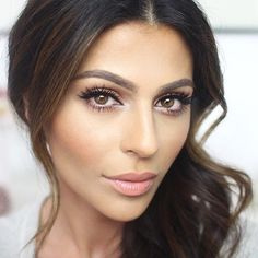 This is how I want my bridal makeup natural but beautiful