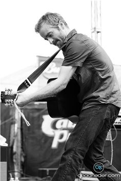 Dave Simonett of Trampled By Turtles. Delivering bluegrass bliss.