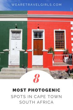 THE 8 MOST PHOTOGENIC SPOTS IN CAPE TOWN -  If you're planning for a trip to the wonderful Cape already, let me give you 8 reasons to put it in your bucket list and share the 8 most photogenic spots in Cape Town. By Kiara Mijares for WeAreTravelGirls.com