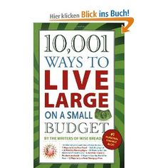 10.001 ways to live large on a small budget