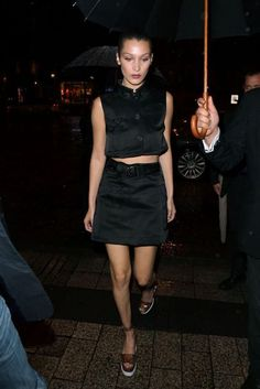 Bella Hadid Style File: Fashion And Street Style | British Vogue