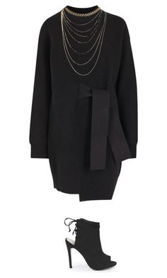 """""""#012"""" by diva-996 on Polyvore featuring Proenza Schouler, Boohoo and Wet Seal"""