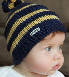 a2339cba3a5 Notre Dame Baby Beanie Notre Dame Hat
