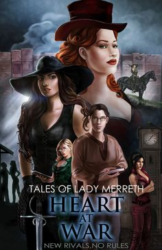 as 's book one is reaching completion, I'm anticipating the next story featuring Lady Merreth and my other favorite character Lady Simma! Lady Merreth Poster: Heart at War Art Work, War, Deviantart, Adventure, Artist, Movie Posters, Movies, Artwork, 2016 Movies