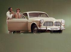 Vintage Volvo Amazon Photographs