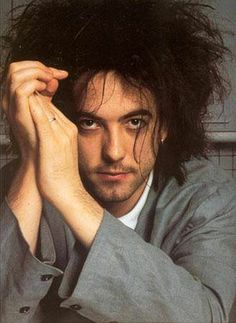 """The Cure - Robert Smith - """"I'm coming to find you if it takes me all night, can't stand here like this anymore""""A Night like This, The Head on the Door, 1985"""