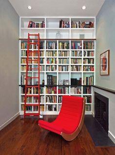62 idee Home Libreria design con Stunning Effetto visivo