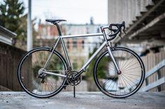 Andrew's Road Bike | Bishops Bikes