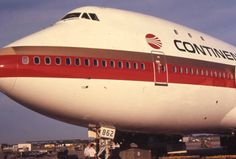 Continental Airlines 747 IAH-HNL the good old days.