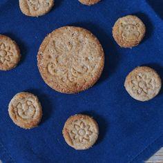 Celozrnné sušenky Cooking Cookies, Crackers, Biscuits, Sweet Tooth, Goodies, Baking, Healthy, Fitness, Crack Crackers
