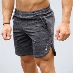 Men's Casual Crossfit Quick-drying Shorts