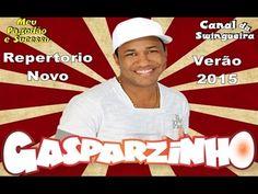 GASPARZINHO  - REPERTORIO NOVO (VERÃO 2015)