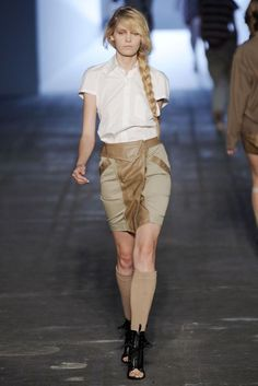 Alexander Wang Spring/Summer 2010 Ready-To-Wear Collection | British Vogue