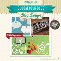 Bloom Your Blog with Jessica Sprague