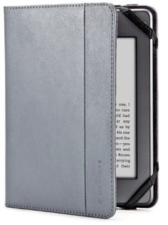 Marware Atlas Kindle and Kindle Touch Case Cover, Charcoal