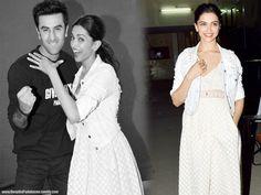 Deepika and Ranbir Kapoor's Tamasha movie Promotion