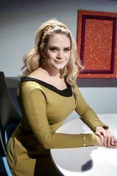 Interview: Kipleigh Brown On Voicing Star Trek Online And Writing For Star Trek Continues Star Trek Games, Star Trek Rpg, Star Wars, Star Trek Ships, Star Trek Characters, Star Trek Movies, Star Trek Continues, Star Trek Reboot, Star Trek Cosplay