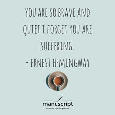 Quotes from books | Beautiful quotes | Ernest Hemingway quote | bookworm quote