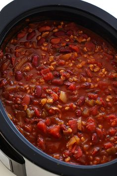 slow-cooker-vegetarian-chili