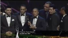 El Premio Salsero Del Año Fue Para Chiquito Team Band