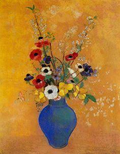 Vase of Flowers 4 painting