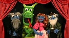 Dad & Me @ the Library Presents Puppet Art Theater Co. Palo Alto, California  #Kids #Events