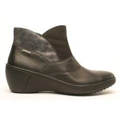 Fashion Comfort Wedge Bootie. Made With Premium Materials And Topdry Tex…