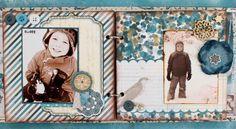 A Snowy Day Mini Album
