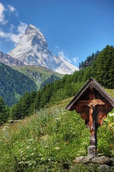 The Matterhorn - Switzerland  ~ The most beautiful mountain there is ~
