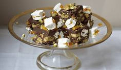 Apricot and Pistachio Tiffin - Glenn Cosby Great British Bake Off 4