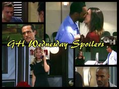 General Hospital Spoilers: Anna Seduces Andre - Jordan Arrests Curtis - Jason Abandons Sam For Sonny - Valentin Calls Nina | Celeb Dirty Laundry
