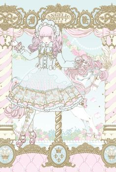 2013 Day Dream Carnival by Imai Kira for Angelic Pretty