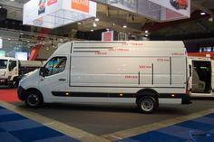 Autosalon Brussel 2015: de bestelwagens | Autofans