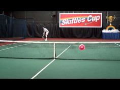 Skittles - Zombie Tennis