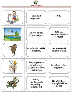 közmondás memória Dysgraphia, Speech Therapy, Special Education, Kids And Parenting, Teaching Kids, Grammar, Einstein, Literature, Language