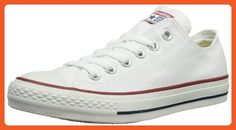Converse All Star Ox Shoes - White - UK 14 / US Mens 14 / US Women 16 / EU 49.5 - Sneakers for women (*Amazon Partner-Link)