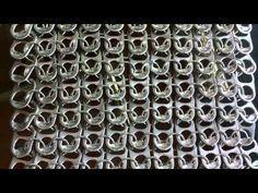 Bolso con anillas de latas - modelo bandolera - Javies.com